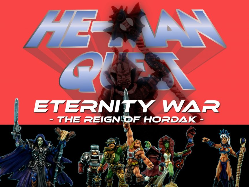 He-Man Quest Eternity War