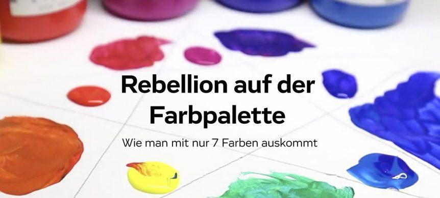 Vortrag: Rebellion auf der Farbpalette